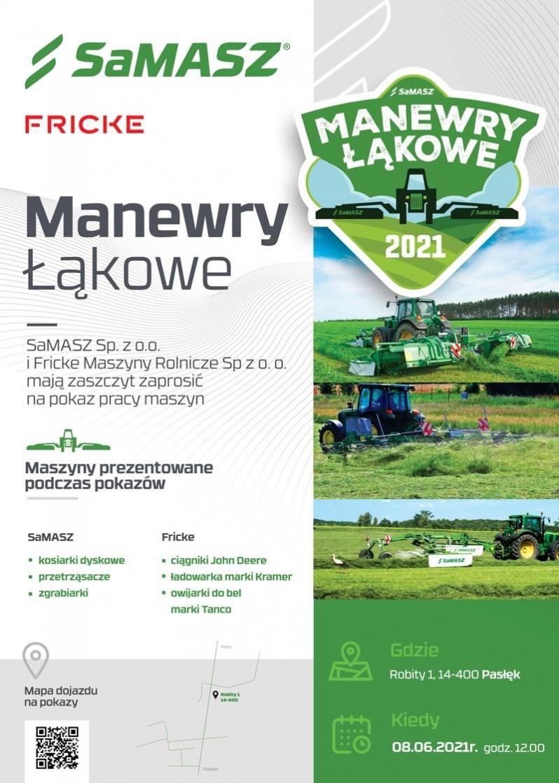 Manewry Lakowe Fricke Plakat A2 2021 Kopia