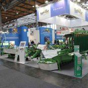 Historia SaMASZ Agritechnica 2013