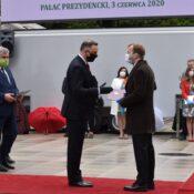 Nagroda Od Prezydenta Rp Samasz