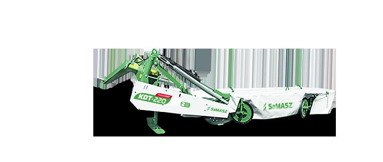 KDT - suspensión lateral