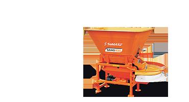 SAND - tractor spreader