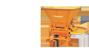 SAND - posypywarka ciągnikowa