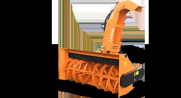 TORNADO - rotor plows
