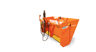SAHARA - self-loading spreader