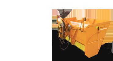SAHARA - posypywarka samozaładowcza