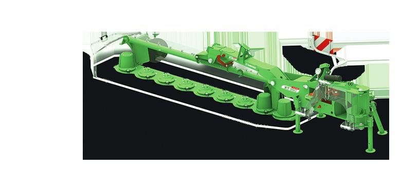 XT - central suspension