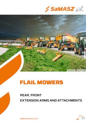 Flail mowers