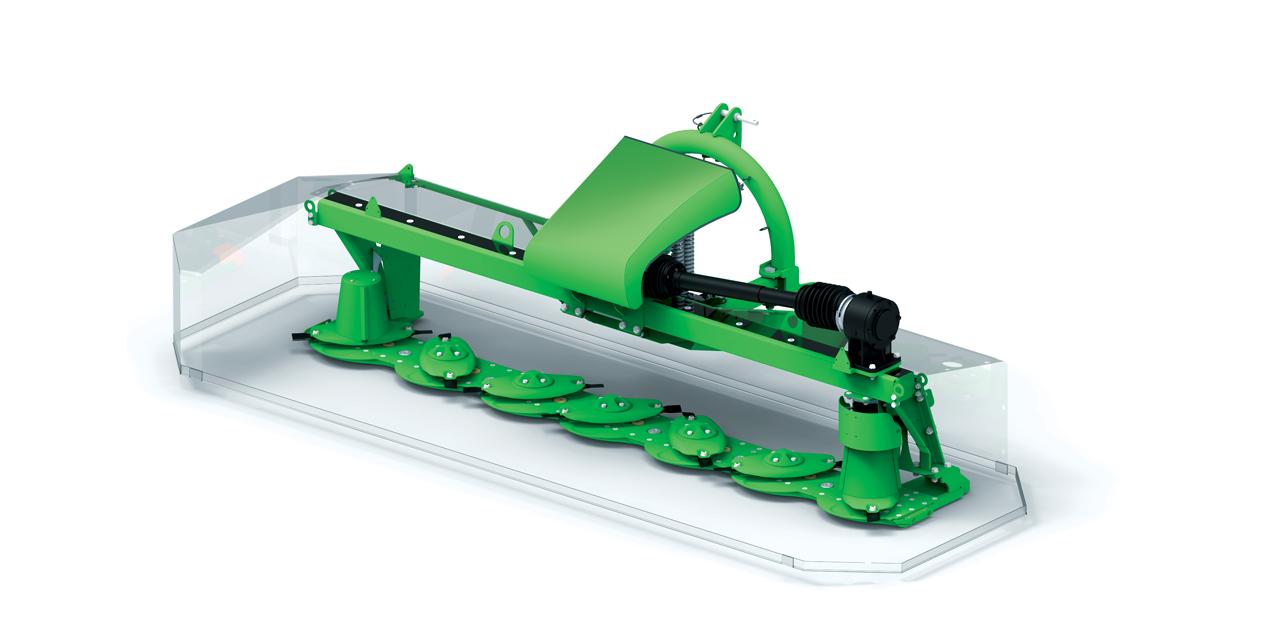 Advantages of Alpina mowers