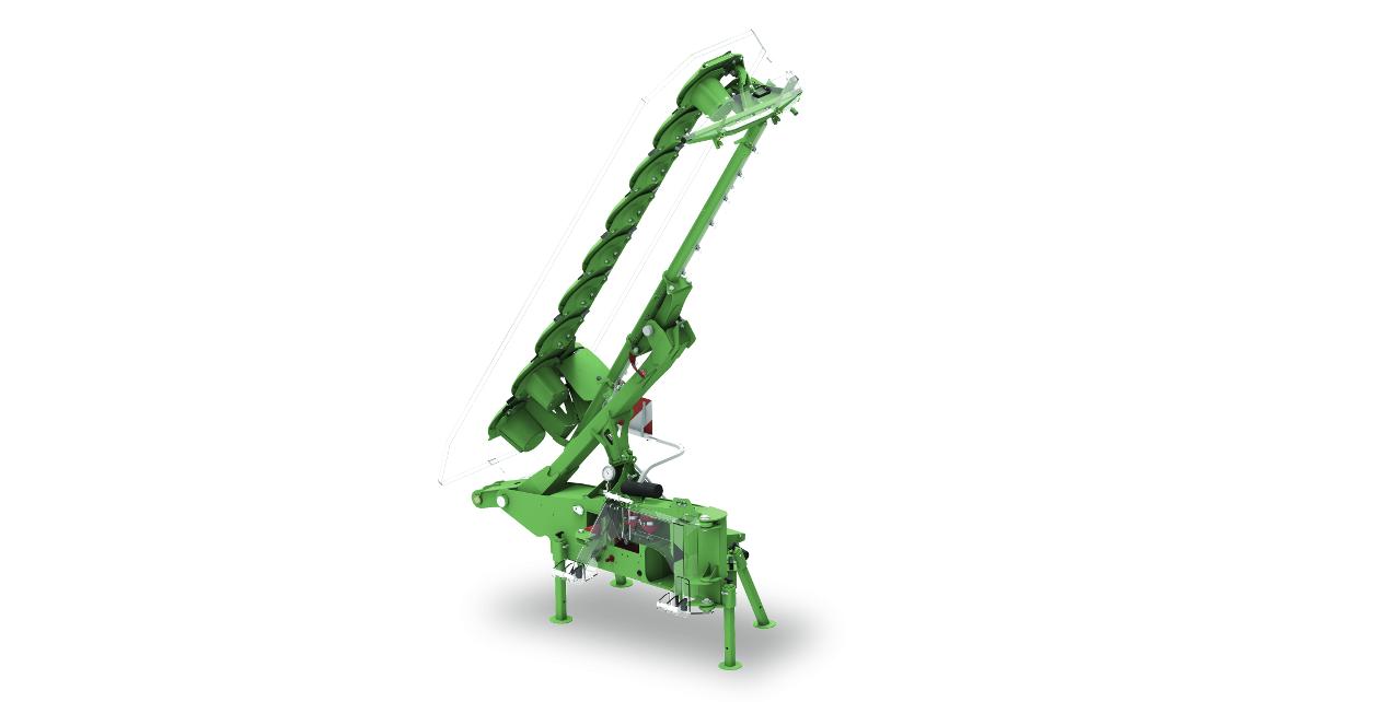 Přednosti žacích strojů XT 390