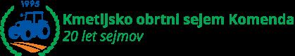 JESENSKI SEJEM KOMENDA 2018