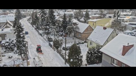Pług odśnieżny SMART 200 / Snow plow SMART 200 SaMASZ / Schneepflug SMART 200