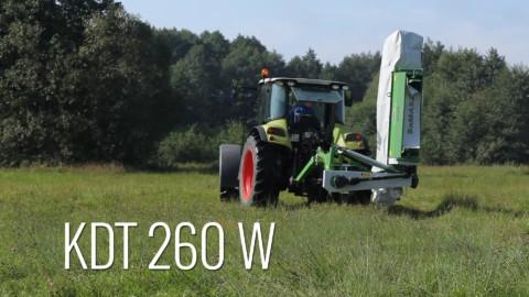 KDT 260 W
