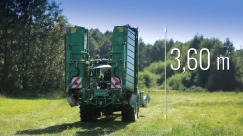 Scheibenmäher GigaCUT 861STH SaMASZ // Disc mower SaMASZ GigaCUT 861STH // Kosiarka dyskowa 861STH