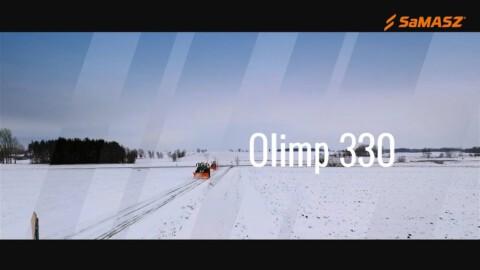 SaMASZ Olimp 330 Snow plows-Schneepflüge-Pług odsieżny
