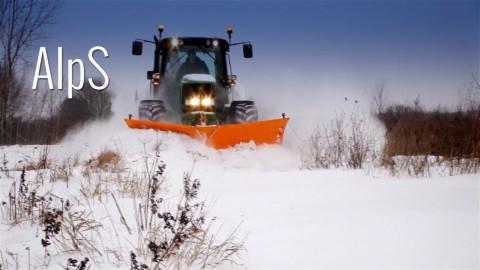 Pług śnieżny AlpS SaMASZ