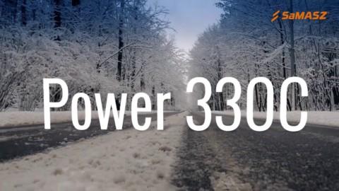 Pług odśnieżny Power 330C SaMASZ