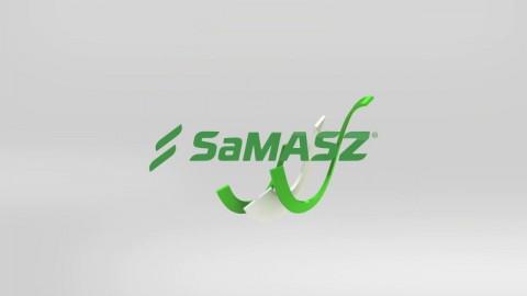 Przetrząsacz ciągniony SaMASZ - P4-531 // Trailed rotary tedders SaMASZ – P4-531 with TYM tractor