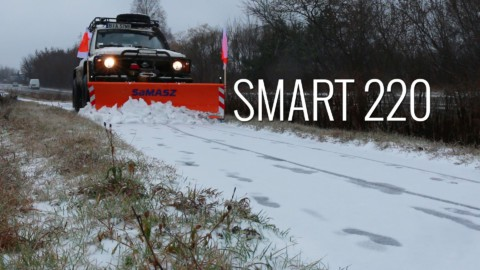 Smart 220 4x4