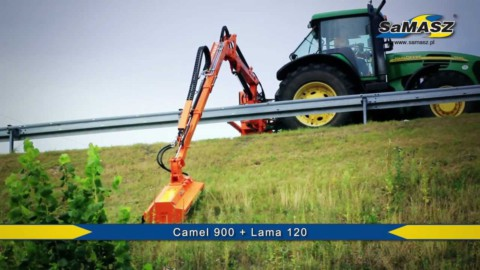 Camel 900 + Lama 120 SaMASZ