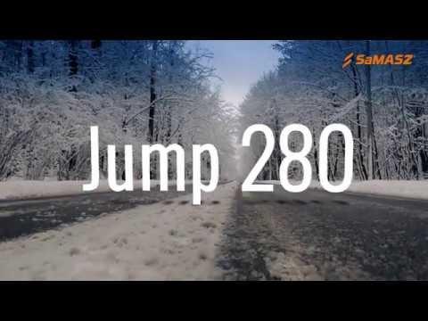 Pług odśnieżny Jump 280.