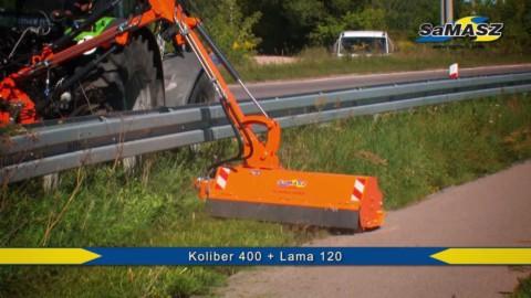 SaMASZ Koliber 400 + Lama 120